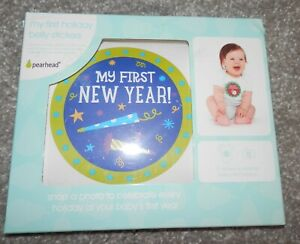 My First Holiday Belly Milestone Stickers  Baby's First Holiday My First Holiday