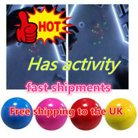 Fluorescent Sticky Wall Ball Sticky Target Ball Decompression Toy Gift