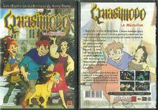 DVD - QUASIMODO, LE BOSSU DE NOTRE DAME DE PARIS ( DESSIN ANIME - NEUF EMBALLE )