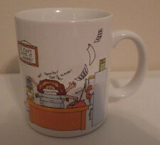 Hallmark How to Get Along at the Office Love it Here Coffee Mug Tea Cup