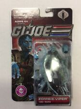 "Zombie Viper Cobra Trooper GI JOE 30th Anniversary 2011 3.75"" Action Figure"