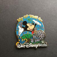 WDW - My First Visit to Walt Disney World Disney Pin 68257