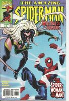 °THE AMAZING SPIDER-MAN #6 TRUTH BE TOLD...OR NOT° USA Marvel 1998 J. Byrne