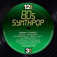 12 Inch Dance: 80s Synth Pop - Various Artists (NEW 3CD)