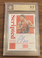 2019-2020 Panini Encased #133 Cameron Johnson Auto Rookie Card SSP BGS 9.5