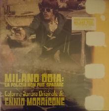Ennio Morricone Milano Odia La Polizia Non Può Sparare aka Almost Human OST LP