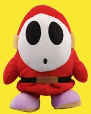 SUPER MARIO BROS. TIPO TIMIDO PELUCHE - 16Cm. - Plush Shy Guy Peach Daisy