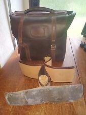 Vintage Baycliff Lawn Bowling Bag and Divider