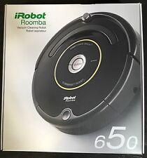 iRobot Roomba 650 Vacuum Cleaning Robot - Brand New - R650020