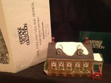 "Dept 56 New England Village ""Stoney brook town hall"" 56448 retired Mib"