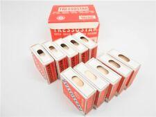 Vtg New NOS Tressostar Velox Bicycle White Cotton Handle Bar Tape 10 roll Retail