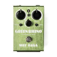 Way Huge WHE207 Green Rhino Mini MKIV Guitar Effect Pedal - New