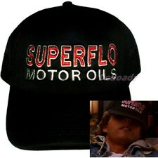 Days of Thunder Embroidered Replica Trucker Hat Superflo Team Cole Harry Hogge