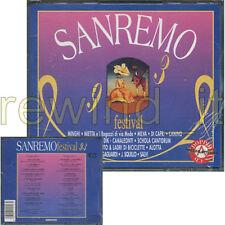 SANREMO 93 DOPPIO CD SIGILLATO - MILVA MIETTA MINGHI JO SQUILLO DIK DIK NEK