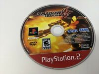 Shadow the Hedgehog (Sony PlayStation 2, PS2, Sega) *Game disc only*