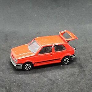 Majorette 200 Series (Serie) #264 Volkswagen Golf Vintage Die-Cast Vehicle 1990s