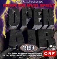 Wenn die Musi spielt-Open Air 1997 (Arnulf Prasch, Koch) Kastelruther Spa.. [CD]