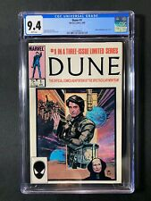 Dune #1 CGC 9.4 (1985) - movie adaptation, part 1 of 3