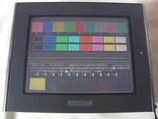"Digital Electronics, Pro-face, 7.4"" Color Interface, GP2400-TC41-24V Nice Shape!"