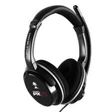 Turtle Beach Ear Force PX21 Black Headphone Headset for Xbox & Playstation  Bulk