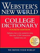 College Dictionary by Webster's II Dictionary Editors (1999, Hardcover, Student