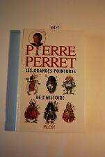 EL1 Livre - Pierre Perret Les grandes pointures de l'Histoire - Ed Plon