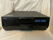 Kenwood DPF-J5020 Multiple Compact Disc Player For 200 CD