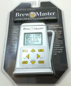 Brew Master Beer and Food Pairings Hangover Cures Electronic Device by Excalibur