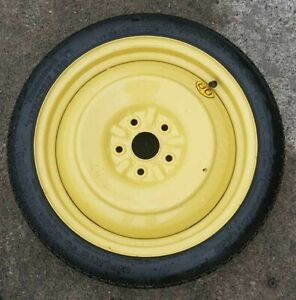 """TOYOTA AURIS 17"""" 2013-2020 SPACE SAVER SPARE WHEEL FAST AND FREE DELIVERY"""