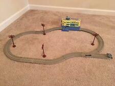 Thomas Train Sodor Airport With Tracks Trackmaster HTF