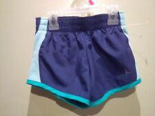 Blue Gray Kid's Shorts - Size 4-5 (XS)
