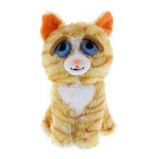 Feisty Pets Princess Pottymouth Orange Cat Doofus 8 Inch Plush Figure NEW Toys