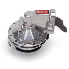 Edelbrock Mechanical Fuel Pump 1711; Victor 130 gph 10 psi for Chevy 262-400 SBC