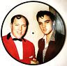 Elvis Presley & Bill Haley - Elvis Presley & Bill Haley (LP) (Picture Disc) (EX