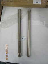 "(Set of 2) 16"" bottom pipe nipples for pre-standing supplies"