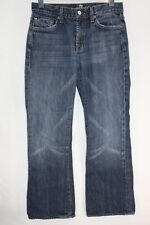 Seven 7 For All Mankind Womens Jeans Size 29 L29 Ladies Distressed Denim BOOTCUT