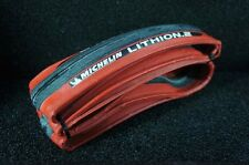 1 piece Road Bike Tyre Folding 700C x 23 Red Yellow colour Michelin Lithion 2