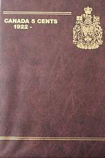1925,1926 Far 6 & Near 6, 1964 XWL,1947 Dot,Canada 5 Cents Nickel,1922-2016