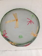 Fly Mosquito Bug Handmade Picnic Outdoor Mesh Tent Screen Food Plate Cover