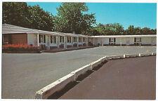 Akron Motel PA Penn South 7th Street Vintage Postcard