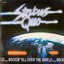 Status Quo - Rockin' All Over The World - LP - washed - cleaned - L2832
