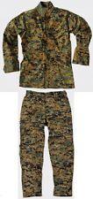 US Marines USMC MARPAT Woodland Digital Tarnanzug Hose Jacke SR Small Regular