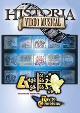 Historia Video Musical, Good DVD, Rayito Colombiano, Los Angeles Azules,