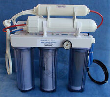 Neptune 5 Stage DLX Reverse Osmosis RO/DI Water Filtration Unit - FREE SHIPPING!