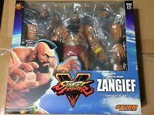 NEW Street Fighter V 5 Zangief Storm Collectibles Figure NYCC EARLY RELEASE