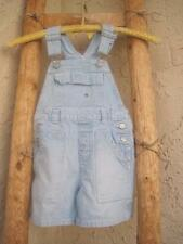 Tommy Hilfiger Kids Light Wash Denim Coveralls Size 4