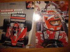 Niki Lauda Datenblätter Der Held Brabham BT46B Alfa Romeo V12 Formel 1 Ferrari