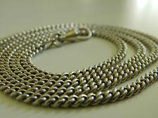 Catenella  di orologio da tasca argento  silver  pocket  watch chain