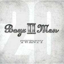 BOYZ II MEN - TWENTY 2 CD SOUL NEU