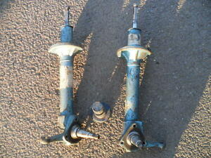 FORD ESCORT MK2 PAIR RECON FRONT STRUTS DRUM BRAKE TYPE 1977-